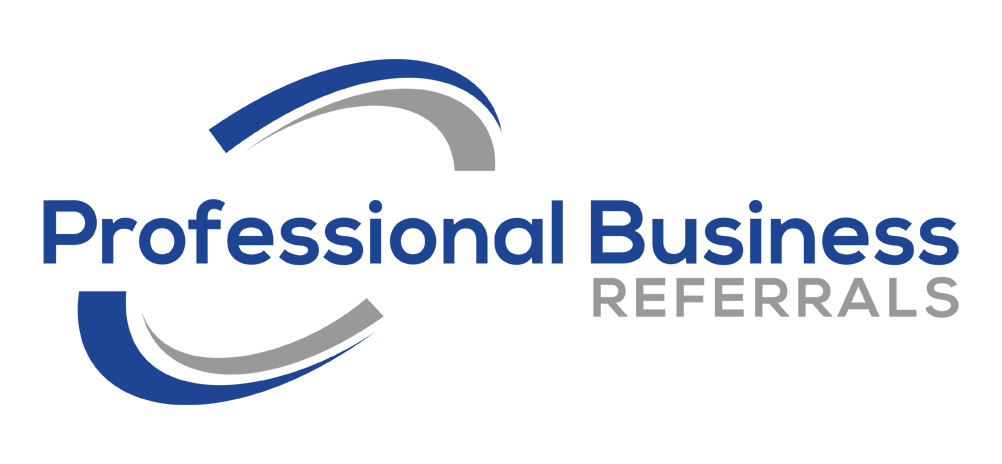 Professional Business Referrals - Local Business Networking Group